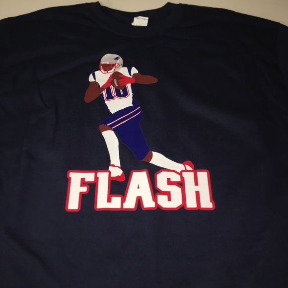 competitive price 07e6d ff417 New England Patriots Josh Gordon Shirt NWT